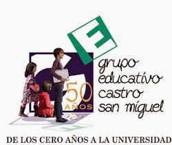 GRUPO EDUCATIVO CASTRO-SANMIGUEL