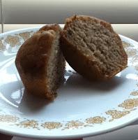 Half Sweet Cinni Raisin Apple Muffin