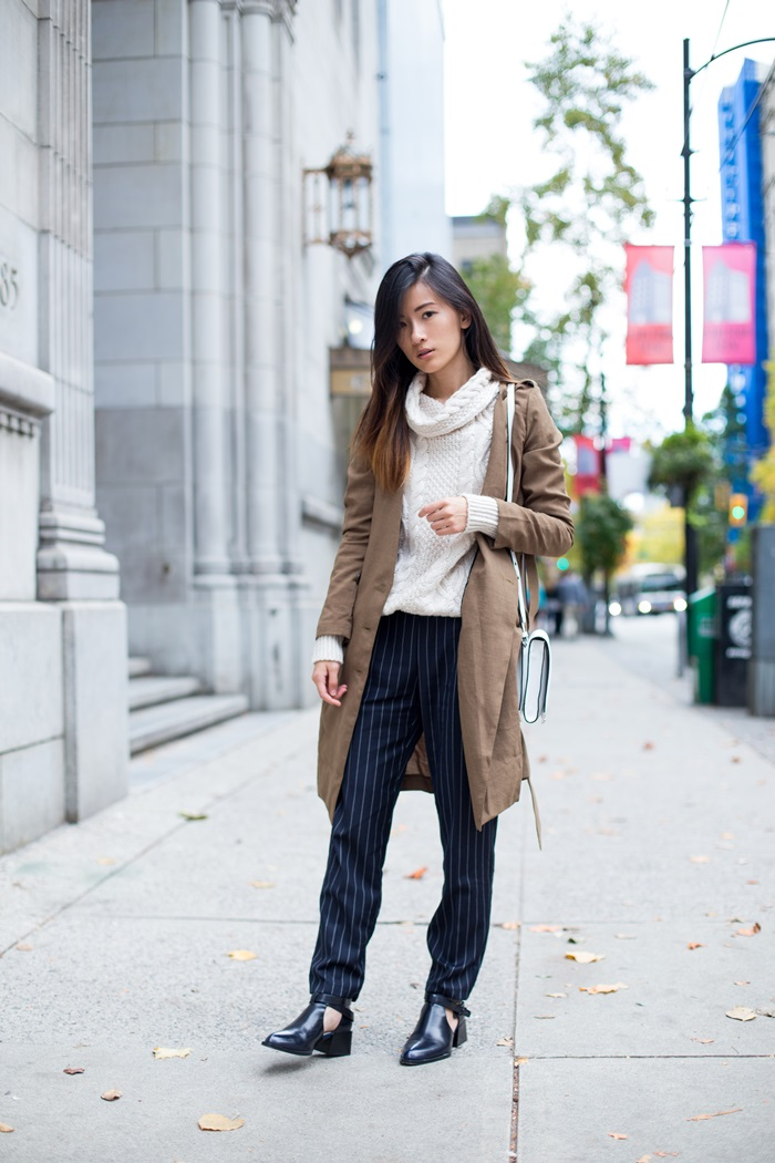 von vogue the fall coat