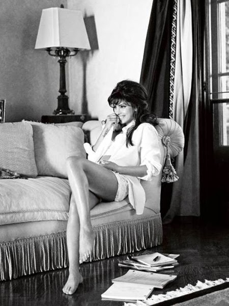 Priyanka Chopra's Guess Photoshoot