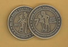 """""""7/11""""  2011 Coin"""