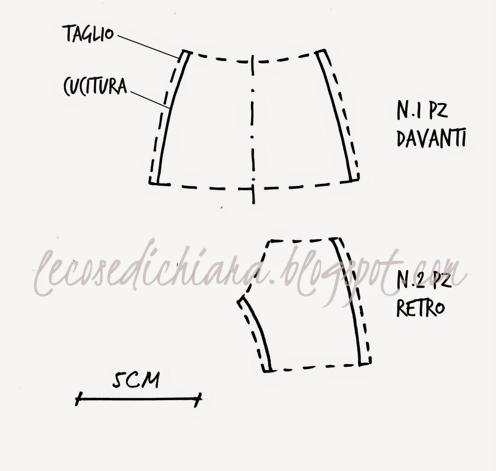 Bien connu lecosedichiara: TUTORIAL Un vestitino per Barbie XO71