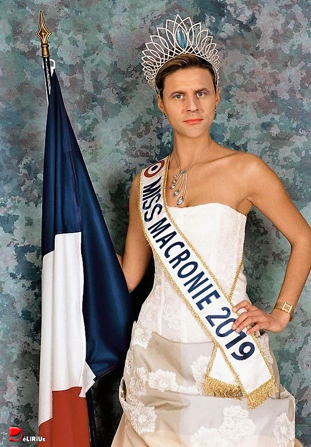 Miss Macronie 2019