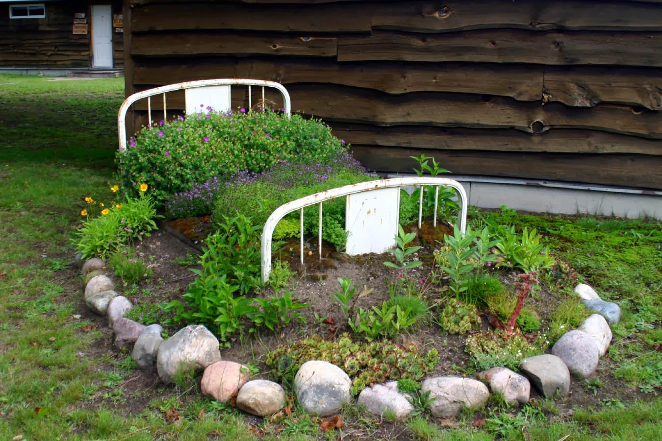 Приколы своими руками с сад