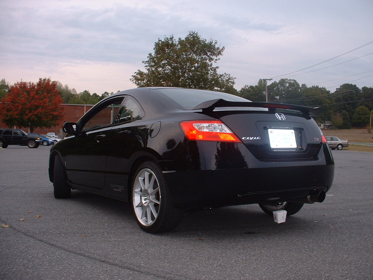 Honda 2007 best cars for you for 2007 honda civic si specs