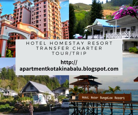Apartment in Kota Kinabalu   Pakej Percutian Sabah