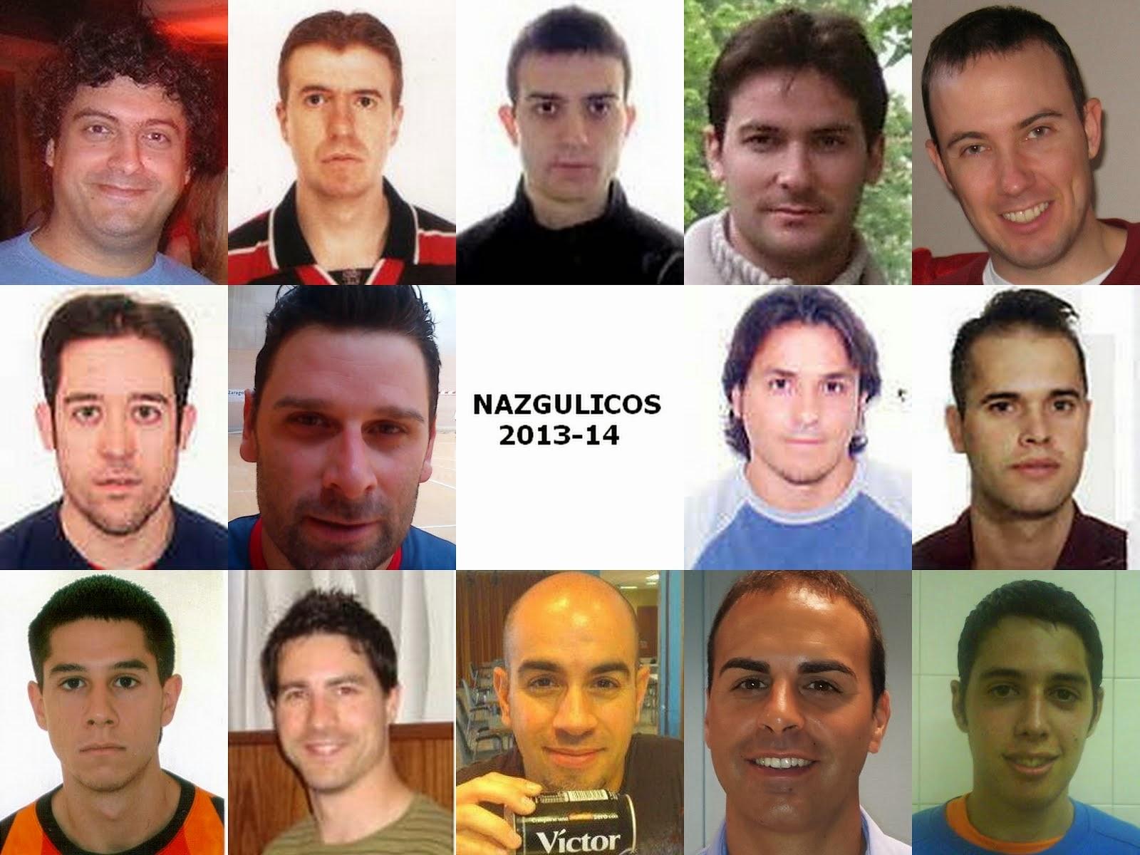 NAZGULICOS 2013-14