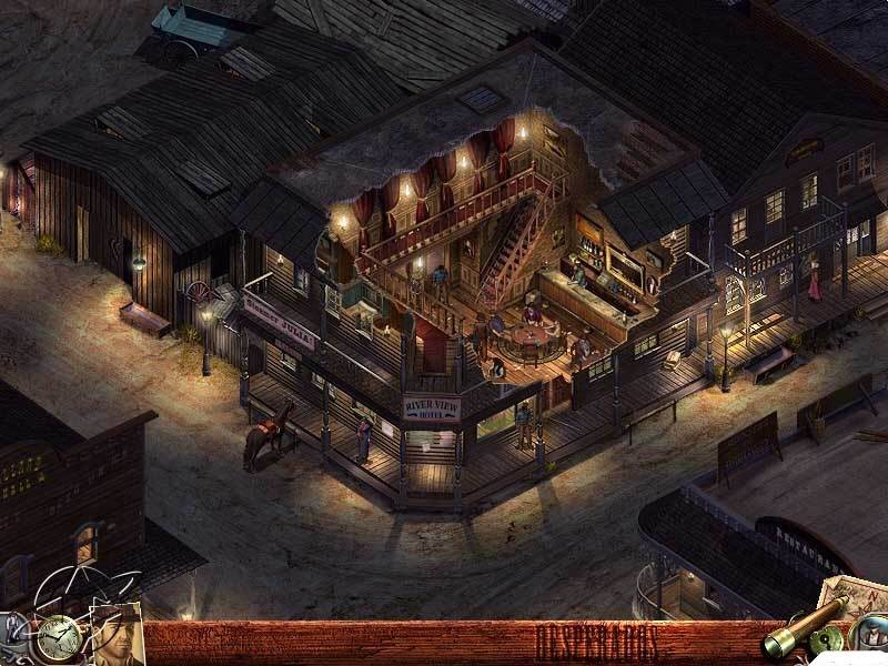Desperados Wanted Dead or Alive - PC Review and Full Download