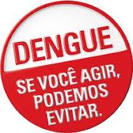 Sempre é hora de combater a dengue.