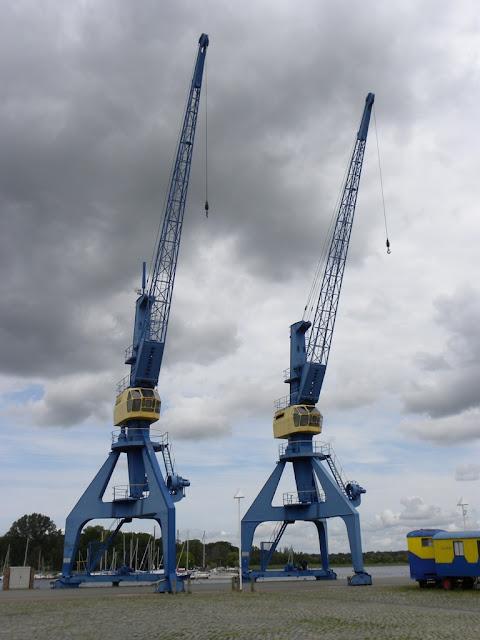 Rostock City Harbour