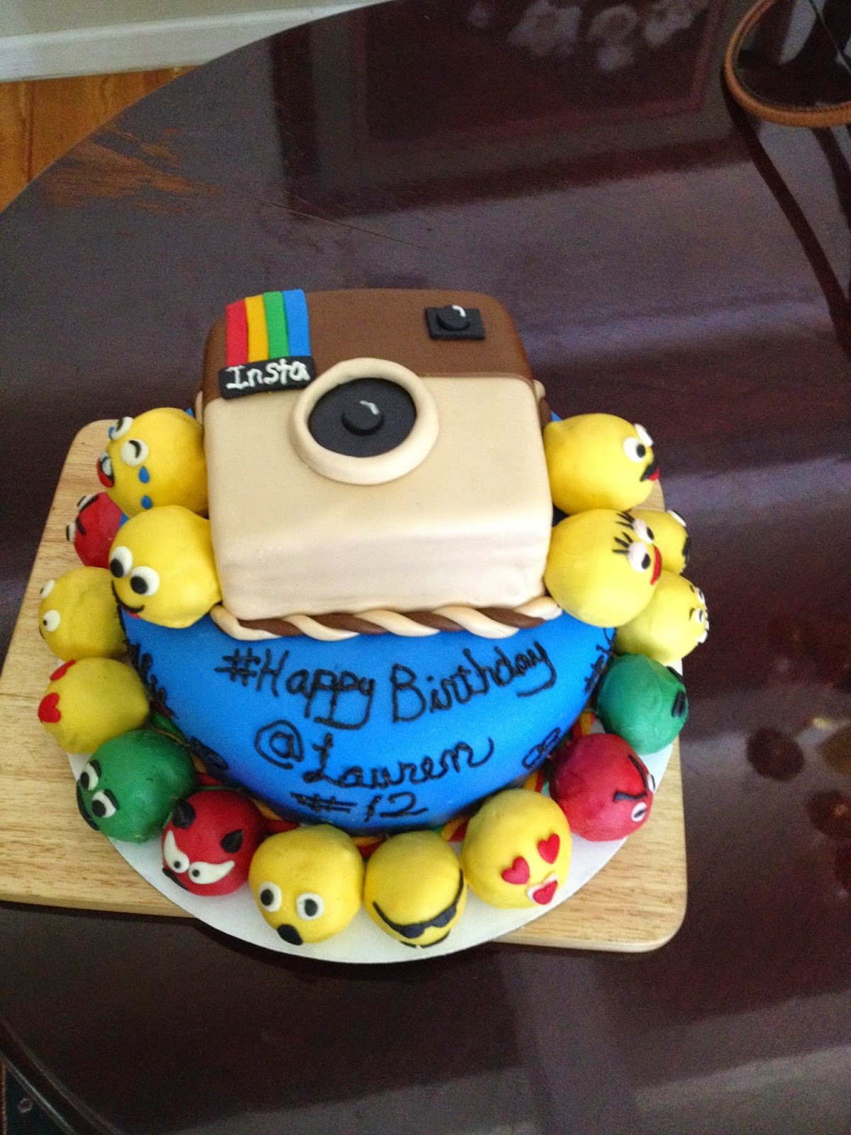 Cake Designs Instagram : Related Keywords & Suggestions for instagram birthday cakes