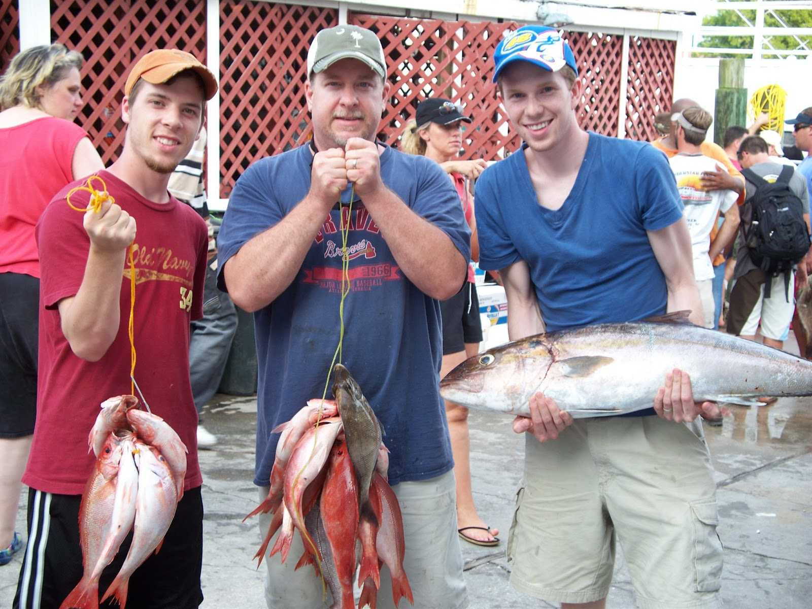 Dreaming of charleston sc for Deep sea fishing charleston sc
