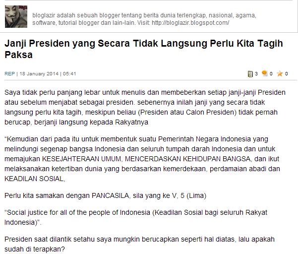 janji-janji-presiden-bloglazir.blogspot.com