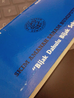 ASB, buku ASB