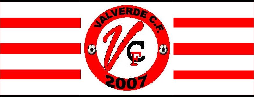 VALVERDE CLUB DE FÚTBOL 2007