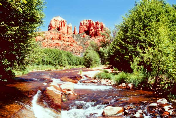 Sedona, Arizona Motels
