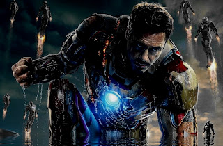 iron man 3 hd by maceme wallpaper
