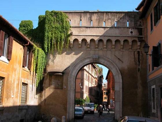 Συνοικία Τραστέβερε (Trastevere)