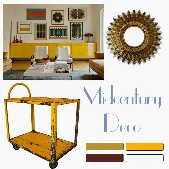 tienda de muebles y decoracion vintage años 50