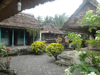 Balinese House Compounds