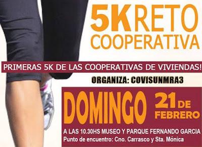 5k Reto Cooperativa (Covisunmra, Montevideo, 21/feb/2016)