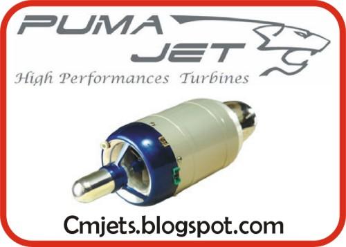Turbinas Puma Jet