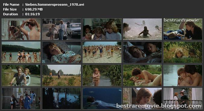 Sieben Sommersprossen (1978) Seven Freckles