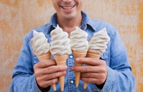 İstanbul'un En İyi Dondurmacıları / Mini Dondurma Bebek