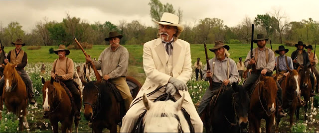 Django unchained - Spencer 'Big Daddy' Bennett (Don Johnson)
