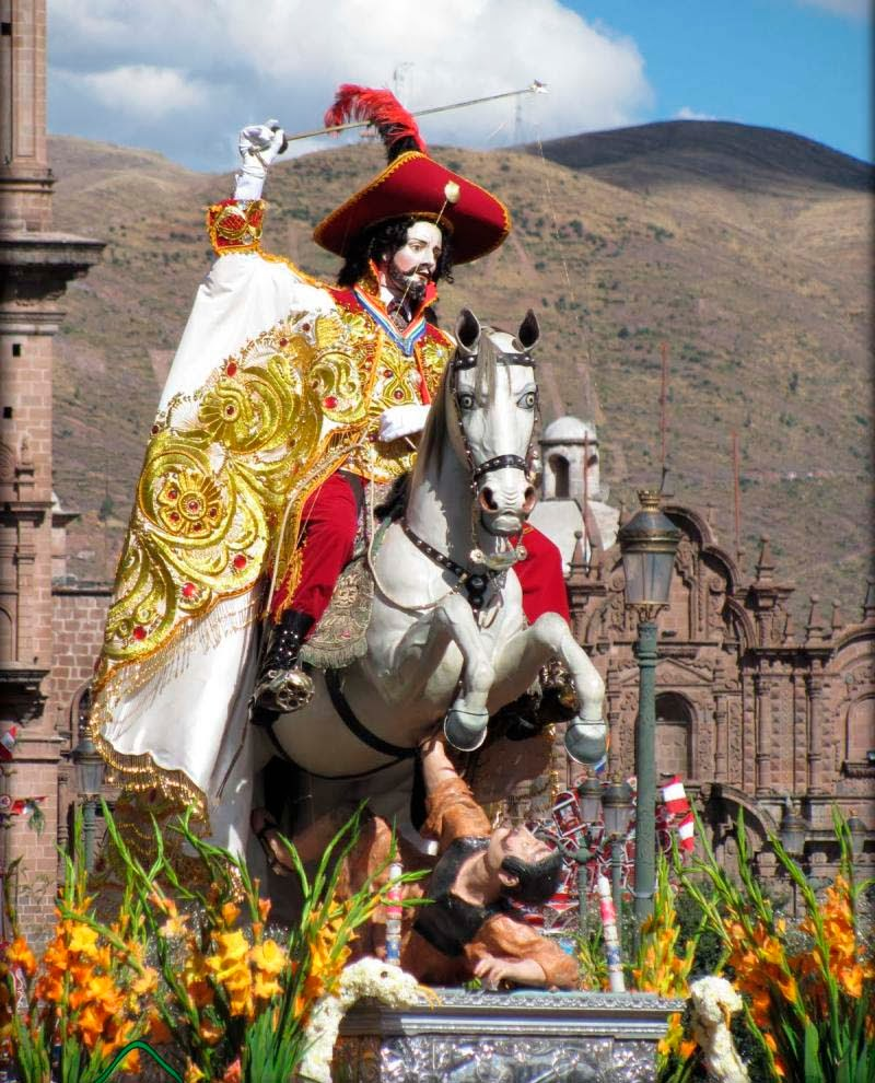 how to get from santiago to cusco