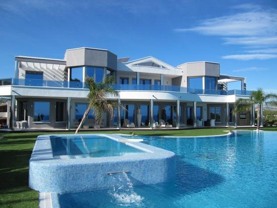 Mansiones por dentro y por fuera - Casas de lujo en el mundo ...