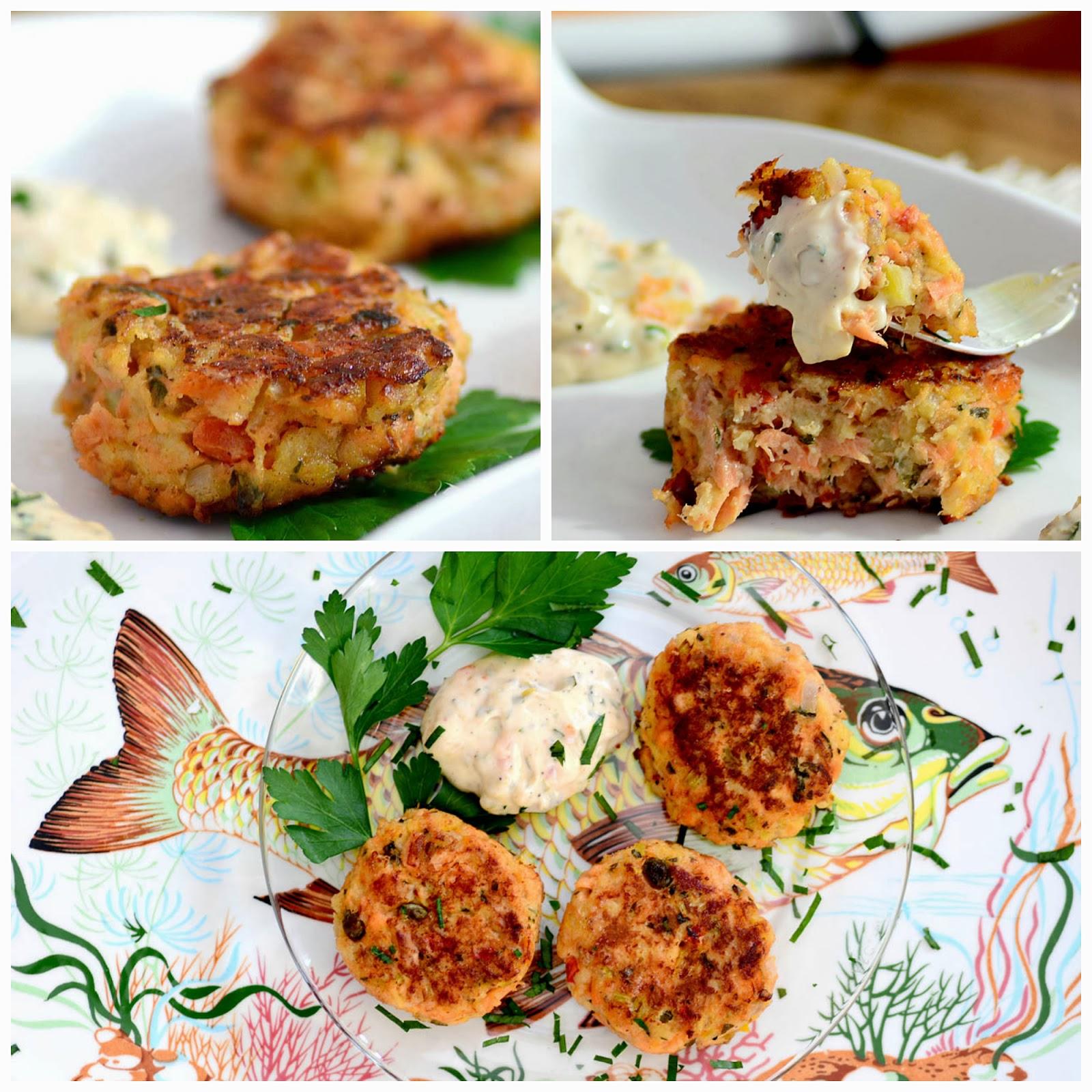 Salmon Cakes: Savoring Time In The Kitchen: Delicious Salmon Cakes