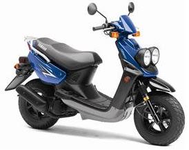 Motorcycles - Yamaha Zuma 50