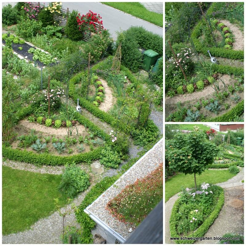 gemusegarten einfassung – proxyagent, Gartengestaltung