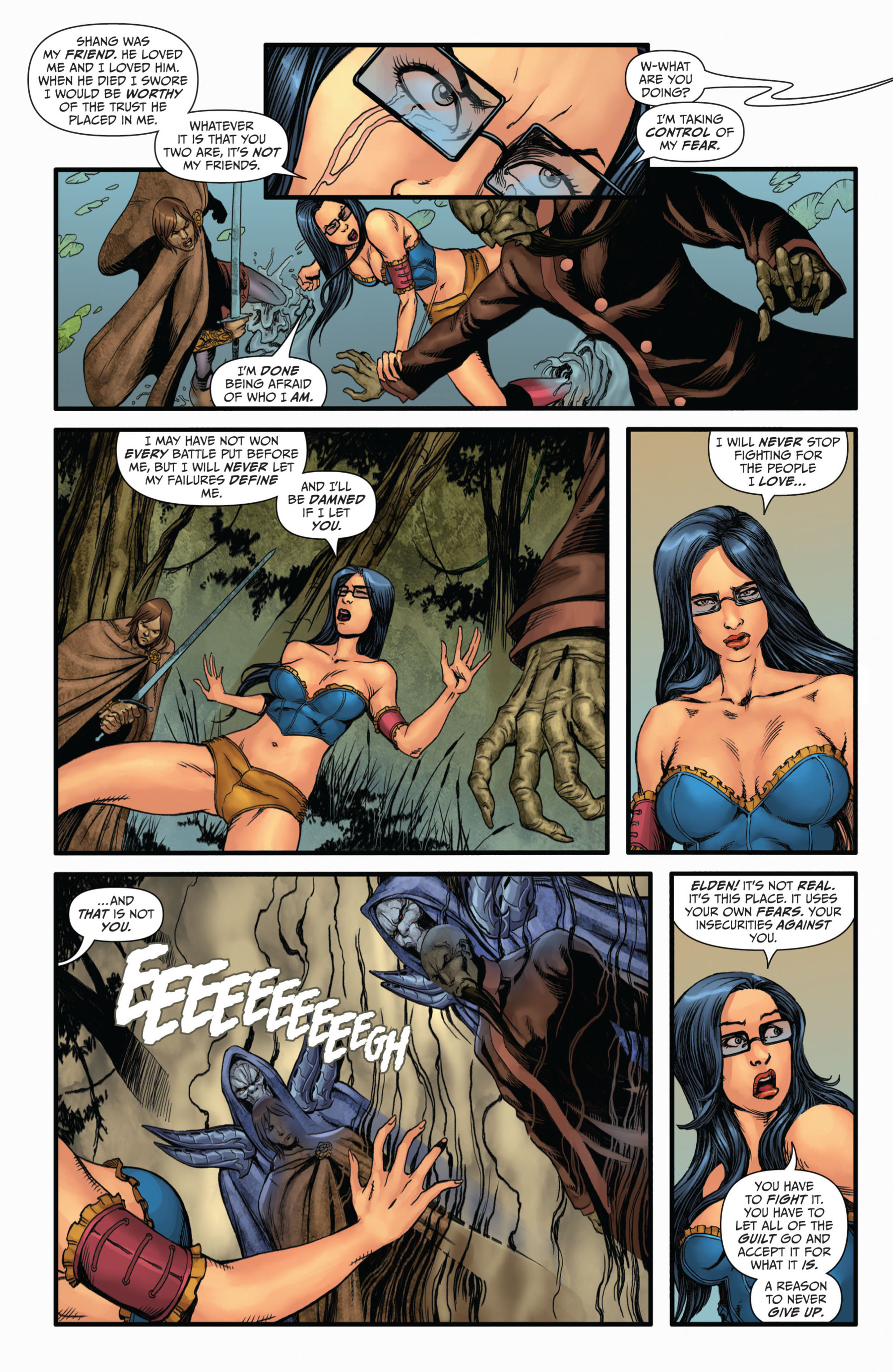 Grimm Fairy Tales (2005) Issue #73 #76 - English 20