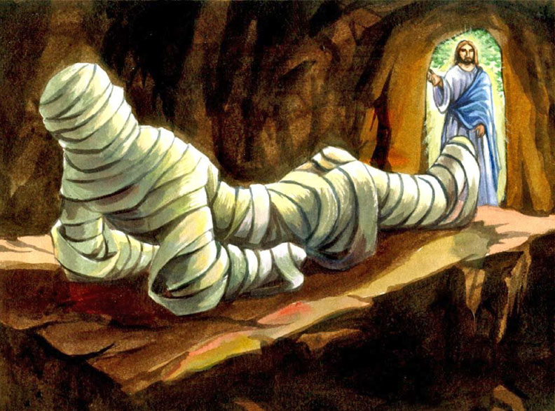 jesus resurrection a myth Once the jesus myth is more widely understood as a composite relic of a credulous past and who was the sole official enunciator of his later resurrection.