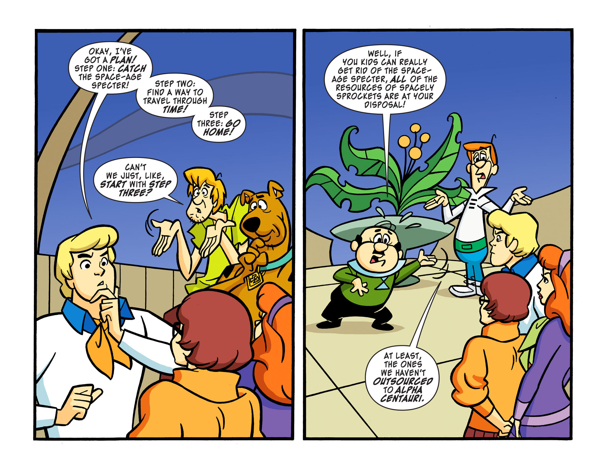 Read online Scooby-Doo! Team-Up comic -  Issue #16 - 3