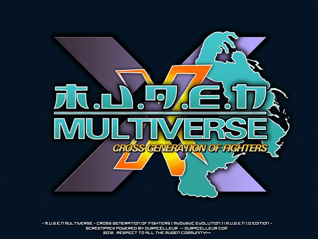 Mugen Multiverse - Cross generation of fighters. MvDvSvC evolution. Mvdvsvc-unlimited-03
