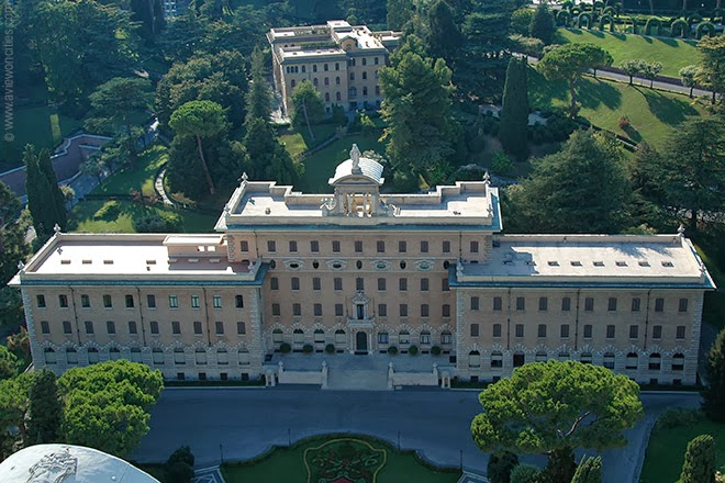 Governorate-Palace-Vatican-City