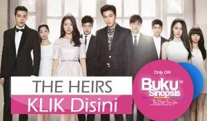 "DRAMA KOREA  TERBARU ""THE HEIRS"""
