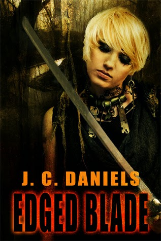Edged Blade Colbana Files paranormal urban fantasy by J C Daniels aka shiloh Walker