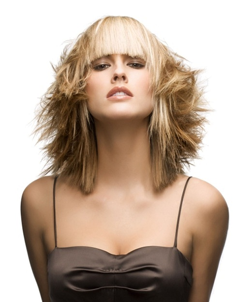 Medium short haircuts - Medium short hairstyles
