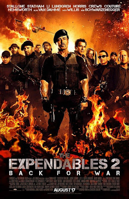 The expendables 2 - Los mercenarios - pelicula
