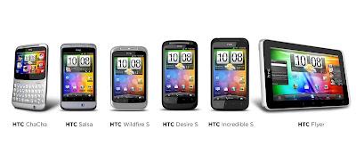 Nuevos HTC MWC2011 Barcelona