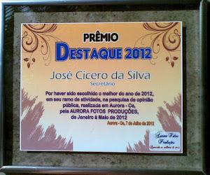 DESTAQUE 2012