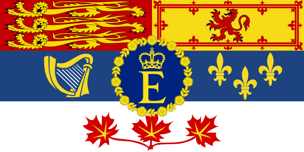 Yankee Royalist Symbols Of The Monarchy Part I Royal Standards