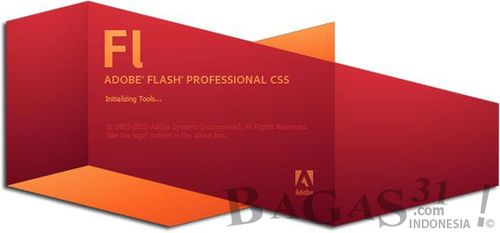 Adobe Flash Professional CS5 Portable - Fixed 2