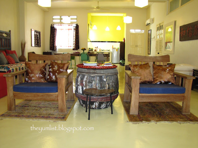 China Tiger, Penang, Georgetown, boutique, accommodation, hotel, apartment, where to stay