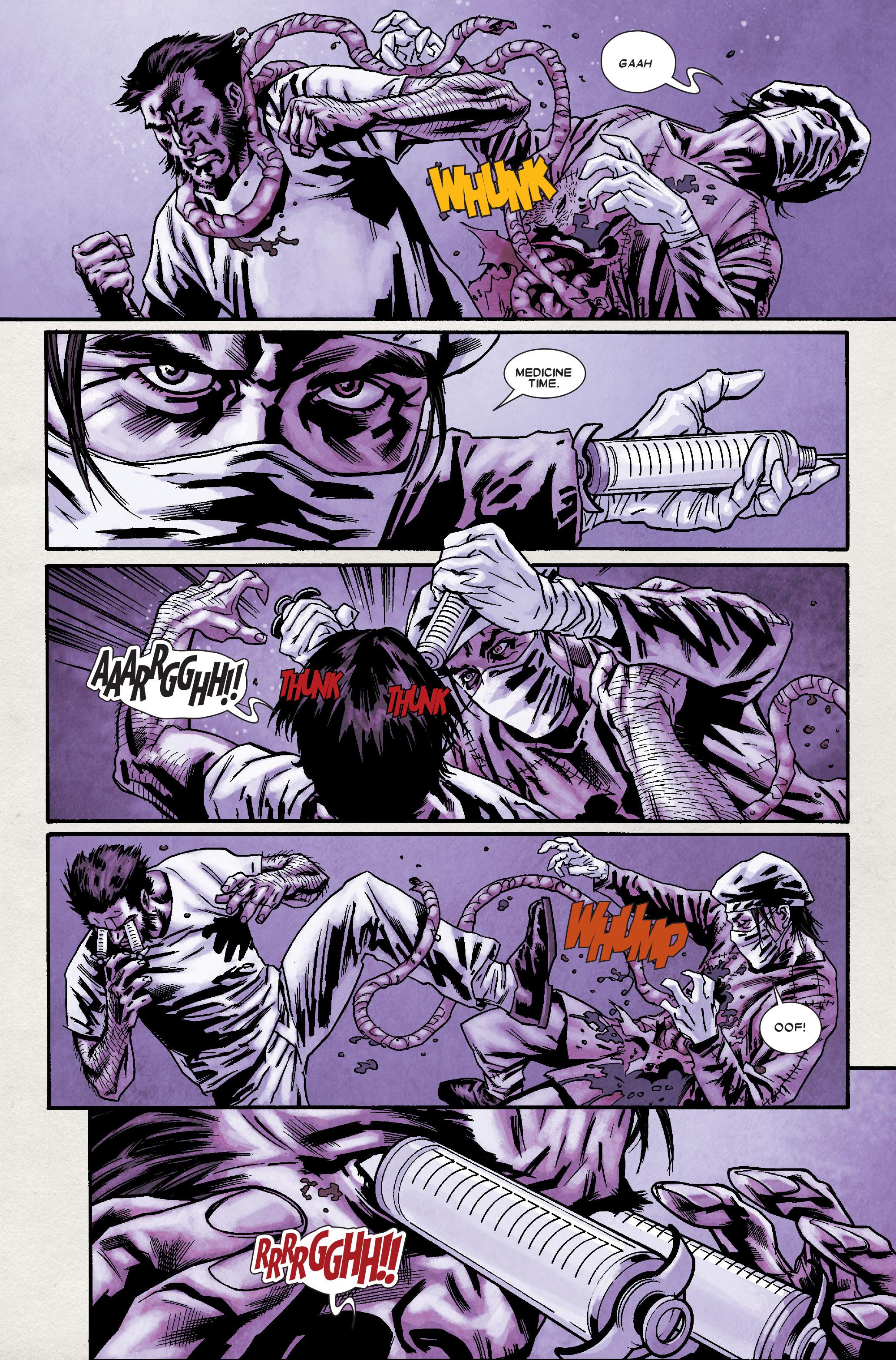 Wolverine: Weapon X #9 #8 - English 15