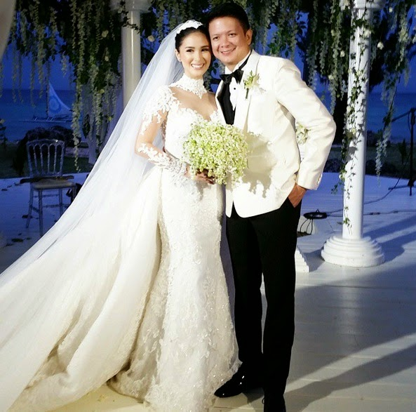 Chiz Escudero marries Heart Evangelista in Balesin wedding